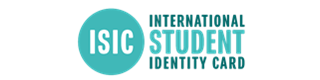 Student Discount Card – ISIC logo