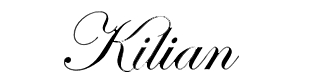 Kilian Paris logo