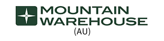 Mountain Warehouse AU logo CashBack