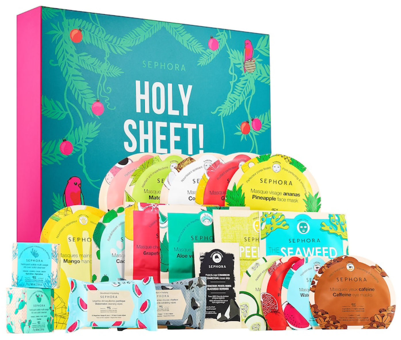 Sephora Holy Sheet holiday gift set
