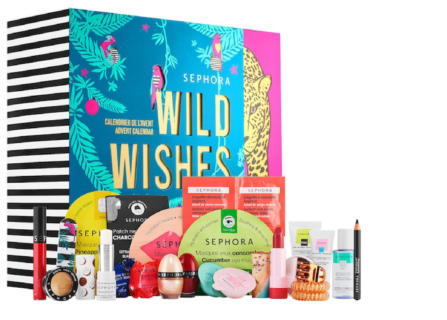 Sephora wild wishes holiday advant calendar