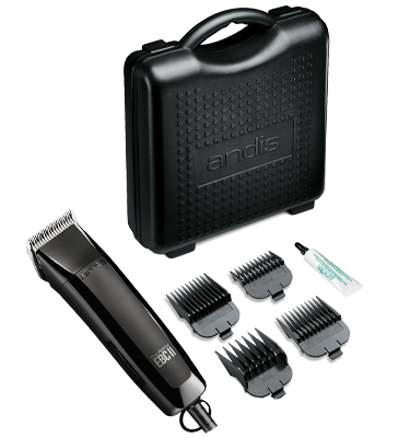 Andis 2-speed pet grooming kit