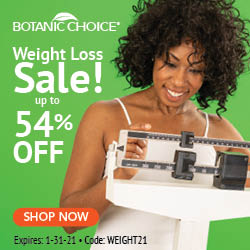 Botanic Choice US CashBack